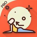Correct Posture & Back Pain Exercises icon