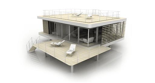 Module Ô75 - Double terrasse
