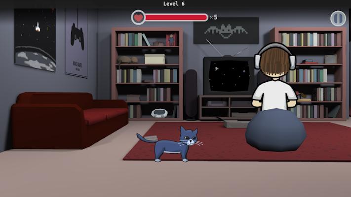 Shakey's Escape- screenshot