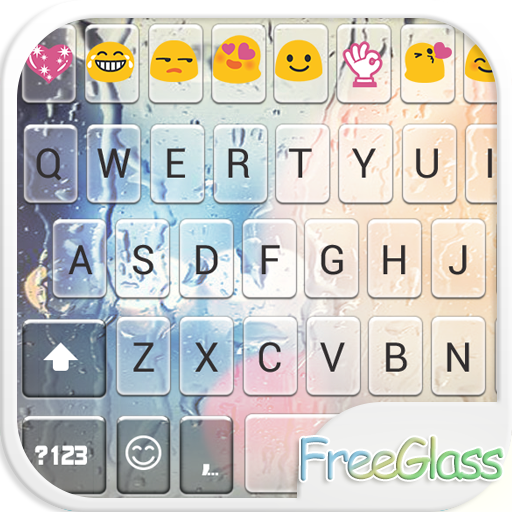 Free Glass Emoji Keyboard Skin - Apps on Google Play