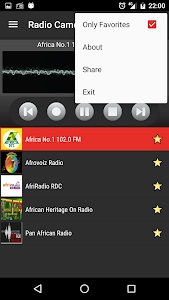 RADIO CAMEROON screenshot 3