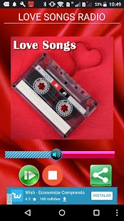 LOVE SONGS RADIO - THE LOVE IN IN THE AIR- screenshot thumbnail
