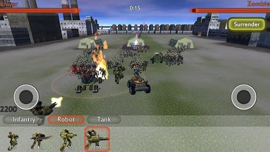 Zombie War Dead World 2