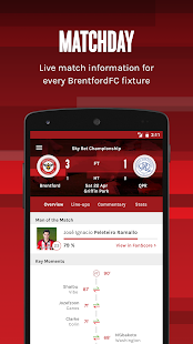 Brentford Football Club- screenshot thumbnail
