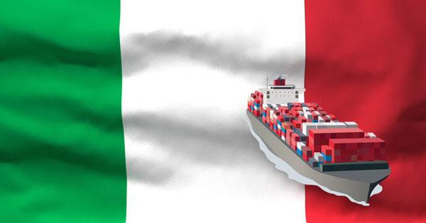 Морские перевозки грузов из Италии