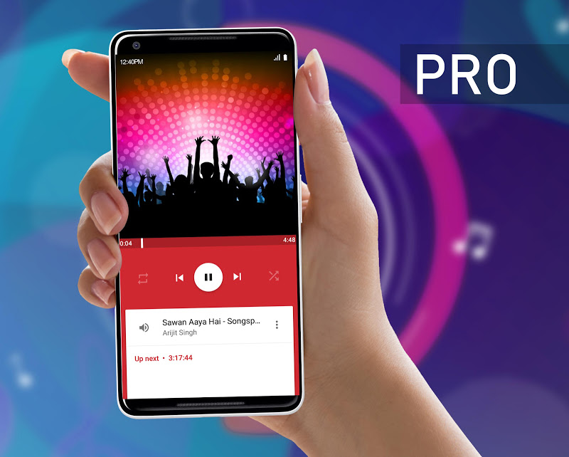 music player for android pro apk