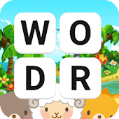 Word Search Animals Puzzle