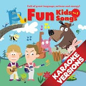 Fun Kids Songs, Vol. 1 (Karaoke Versions)