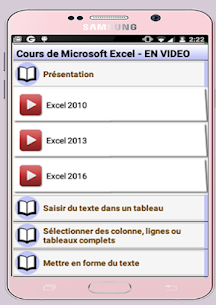 Cours Excel Facile 2