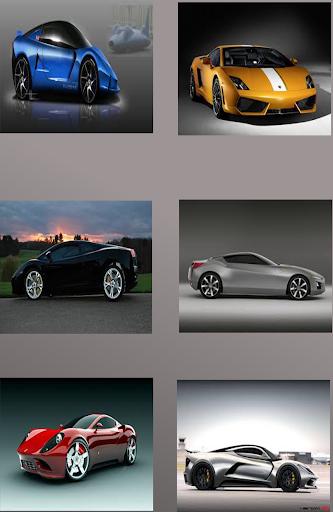 Sports Car Wallpaper