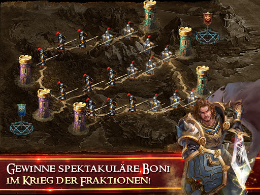 Deck Heroes: Duell der Helden  screenshots 4