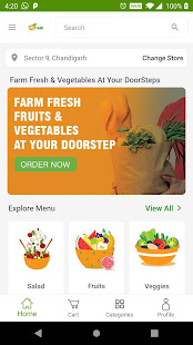 Download myFresh - Fruits & Vegetables Store For PC Windows and Mac apk screenshot 2