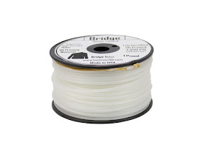 Taulman Natural Bridge Filament - 3.00mm (0.45kg)