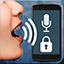 Voice Screen Lock mobile app icon