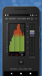 Music Volume EQ – Equalizer & Booster App Download For Android 1