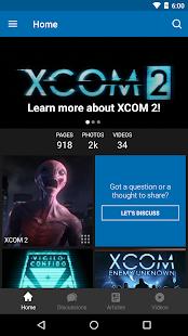FANDOM for: XCOM - náhled