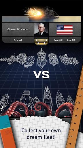 Battleships - Fleet Battle Screenshot