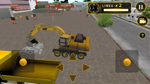 免費下載模擬APP|重型挖掘機起重機辛3D app開箱文|APP開箱王