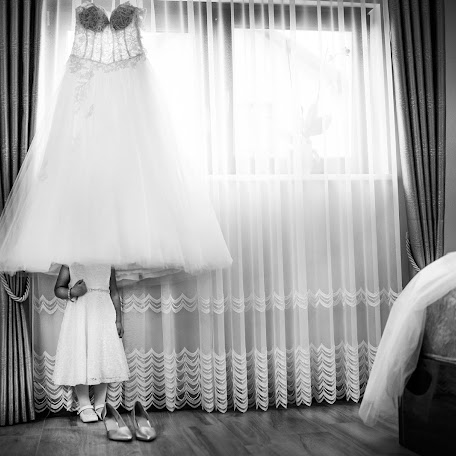 Wedding photographer Magdalena Syposz (MagdaSyposz). Photo of 04.10.2017