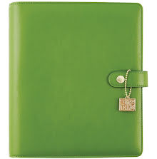 Simple Stories Carpe Diem A5 Planner - Green UTGÅENDE