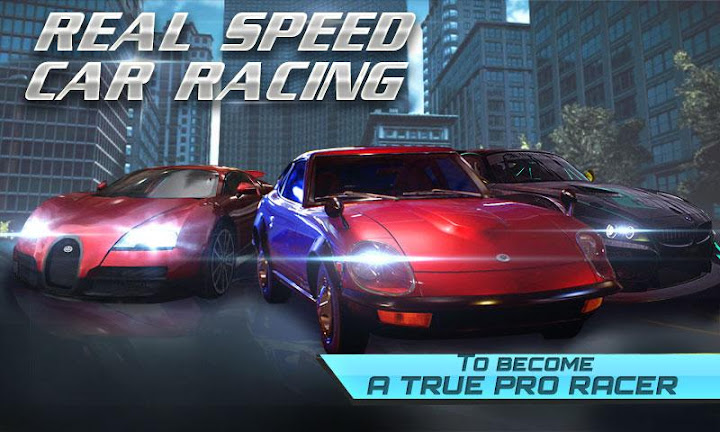 Real Speed Car Racing Android App Screenshot