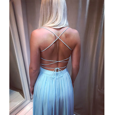 SALE Kelly open back dress
