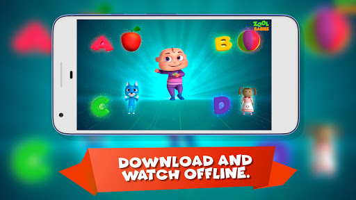 Kids Learn Phonics: ABC Songs & Preschool Rhymes. 1.33 screenshots 2