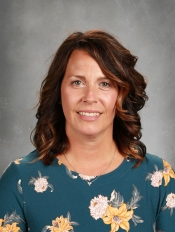 Photo of Sally Smith, Middle School Secretary