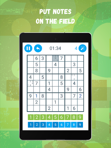 Sudoku: Train your brain painmod.com screenshots 10