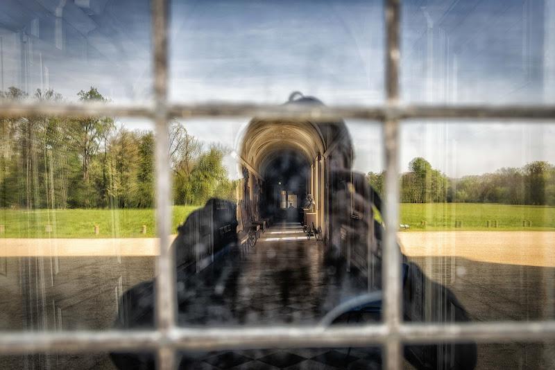 Fusion - Behind the mirror di Sergio Locatelli