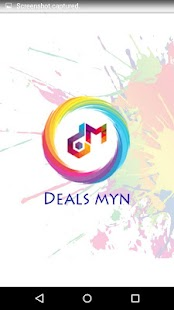 Deals Myn - coupon App - náhled