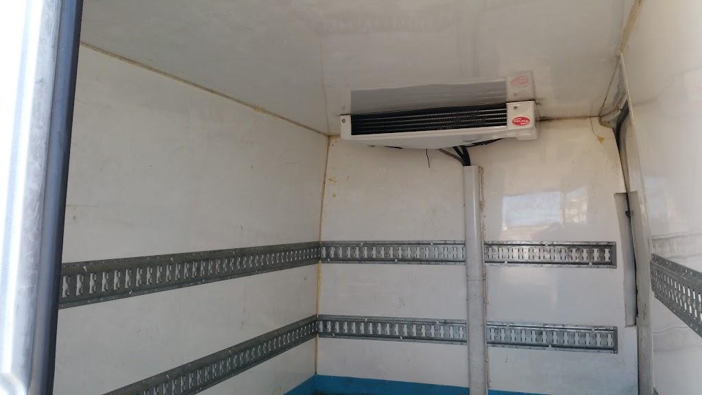 alquiler furgonetas isotermo en Zaragoza