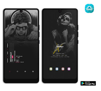 LIBRA FOR KWGT