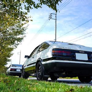 スプリンタートレノ AE86 GT-APEXのカスタム事例画像 イチDさんの2020年10月27日23:01の投稿