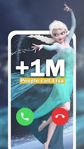 Call from Elssa 📱 Chat + video call (Simulation) 1
