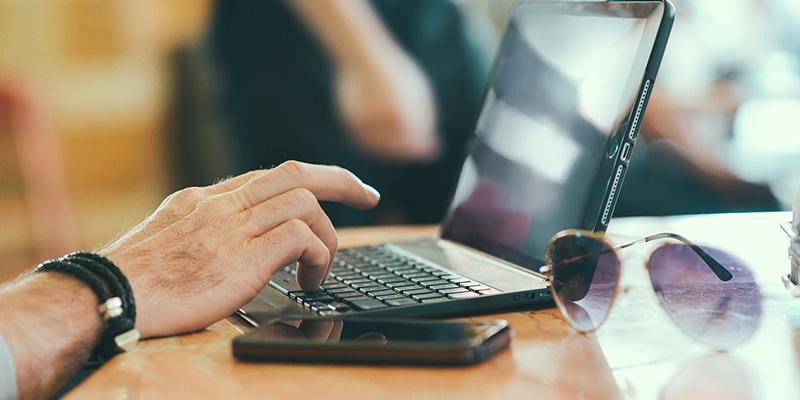 إعداد المدونة