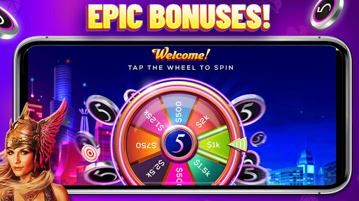 High 5 Casino: The Home of Fun & Free Vegas Slots  screenshots 4