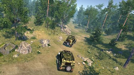 Russian Cars: Offroad 4x4 1.0.4 screenshot 2021638