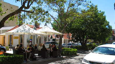 Photo: Transvaal Avenue Double Bay - Delightful Outdoor Dining, Great Hair & Beauty and Fashion Shopping