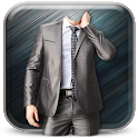 Stylish Man Suit Photo Editor icon