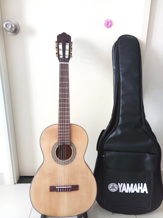Classic guitar mini trẻ em 3/4 DDAM150