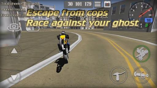 Wheelie King 3D - Realistic free  motorbike racing modavailable screenshots 2