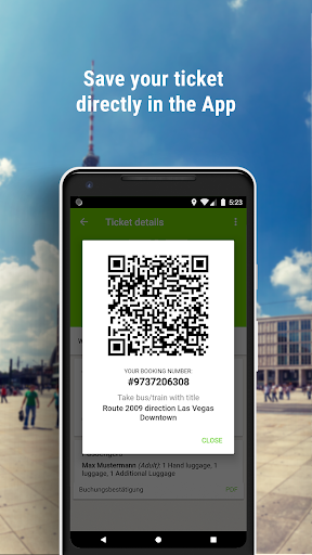 FlixBus - Smart bus travel  screenshots 3