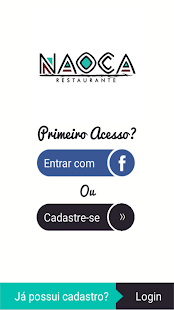 NAOCA Restaurante Delivery - náhled