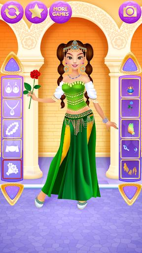 Arabian Princess Dress Up  screenshots 13