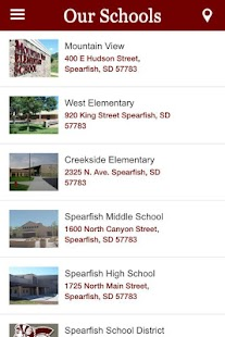 Spearfish School District- screenshot thumbnail