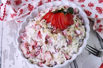 Strawberry Lemon Coleslaw