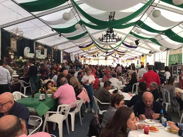 Feria del Mediodía en Cuevas del Almanzora.