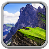 HD Nature Mountain Live Wallpaper & Background