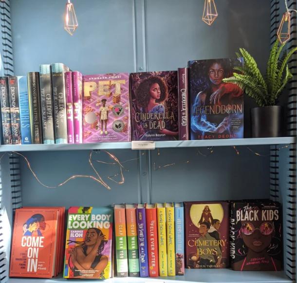 Black Garnet Books